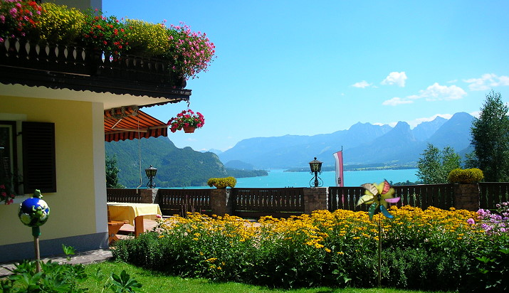 Pension Ebner, St. Gilgen am Wolfgangsee